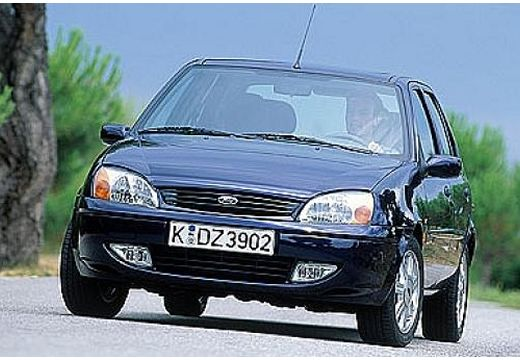 Ford Fiesta 1.8 2000 photo - 6