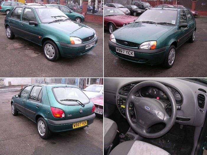 Ford Fiesta 1.8 2000 photo - 7