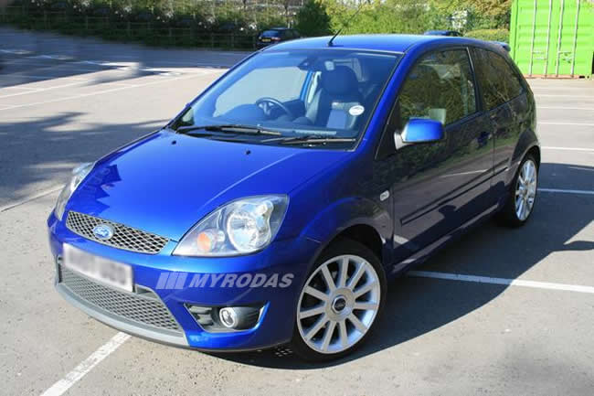 Ford Fiesta 1.8 2006 photo - 6