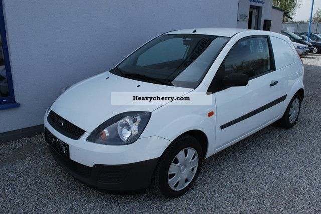 Ford Fiesta 1.8 2006 photo - 8