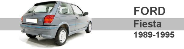Ford Fiesta 1.8i 1995 photo - 1
