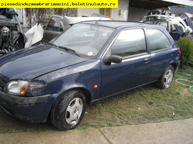 Ford Fiesta 1.8i 1995 photo - 12