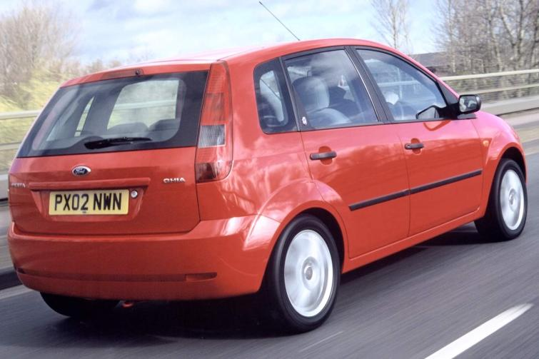 Ford Fiesta 2.0 2002 photo - 9