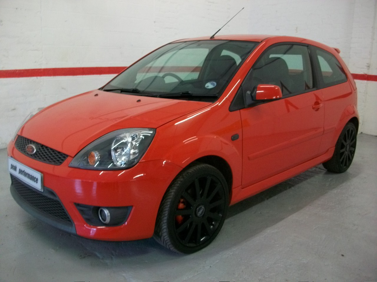 Ford Fiesta 2.0 2006 photo - 7