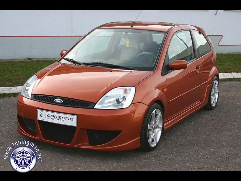 Ford Fiesta 2.0 2006 photo - 9