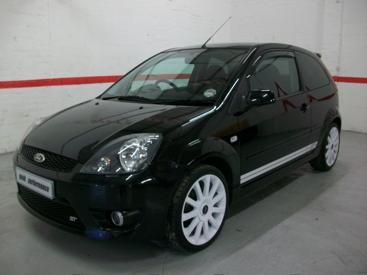 Ford Fiesta 2.0 2007 photo - 1