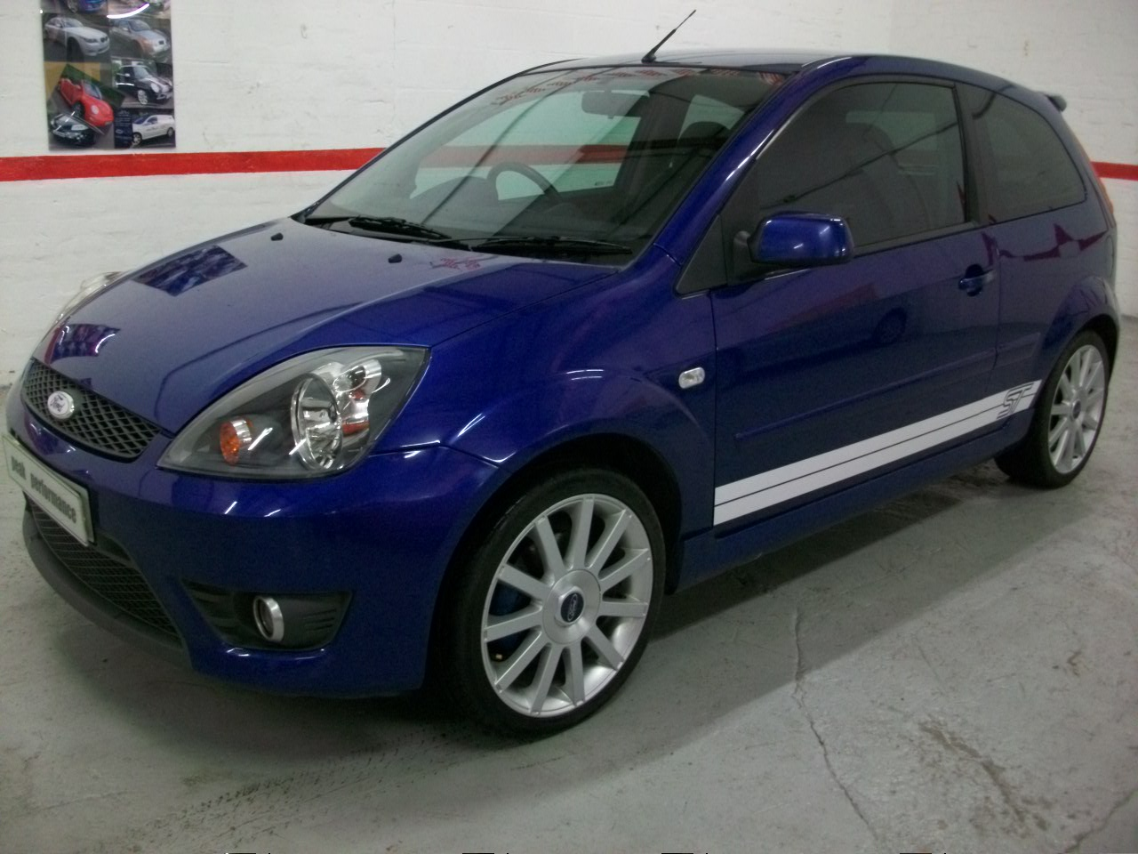 Ford Fiesta 2.0 2007 photo - 10