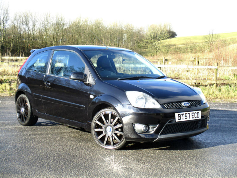 Ford Fiesta 2.0 2007 photo - 6