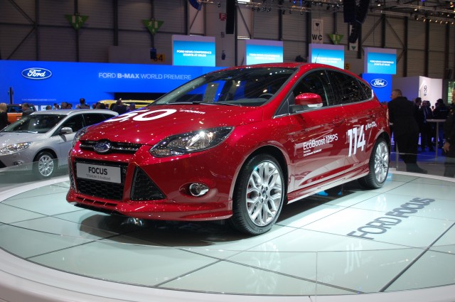 Ford Focus 1.0 2012 photo - 1