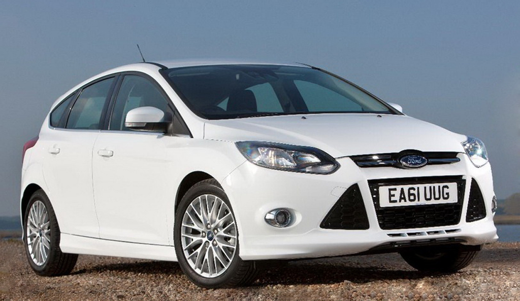 Ford Focus 1.0 2012 photo - 7