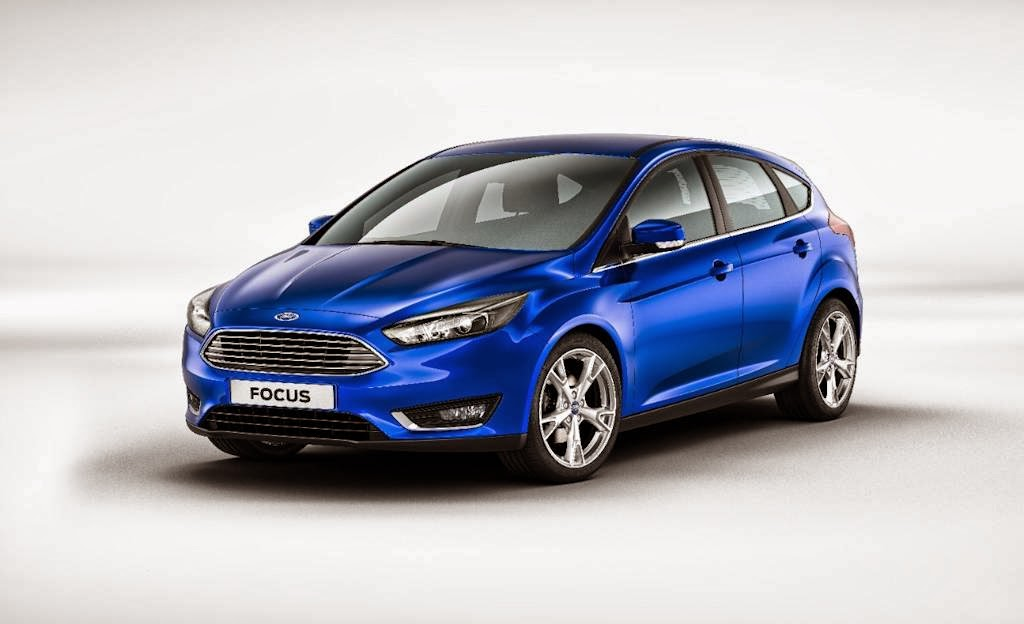 Ford Focus 1.0 2014 photo - 10