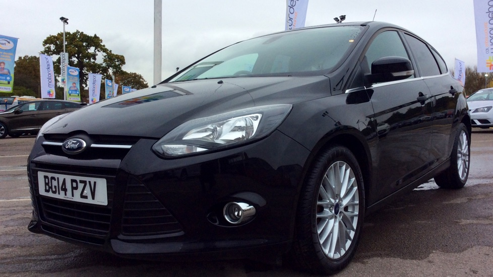 Ford Focus 1.0 2014 photo - 2