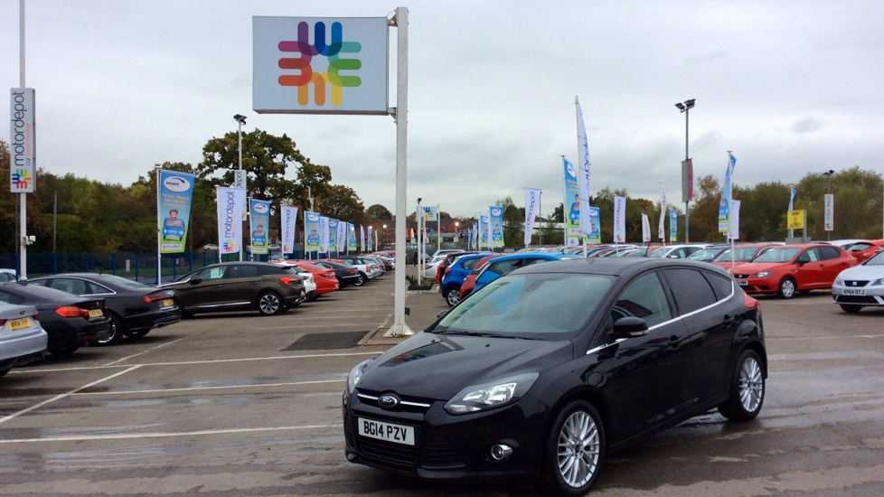 Ford Focus 1.0 2014 photo - 6