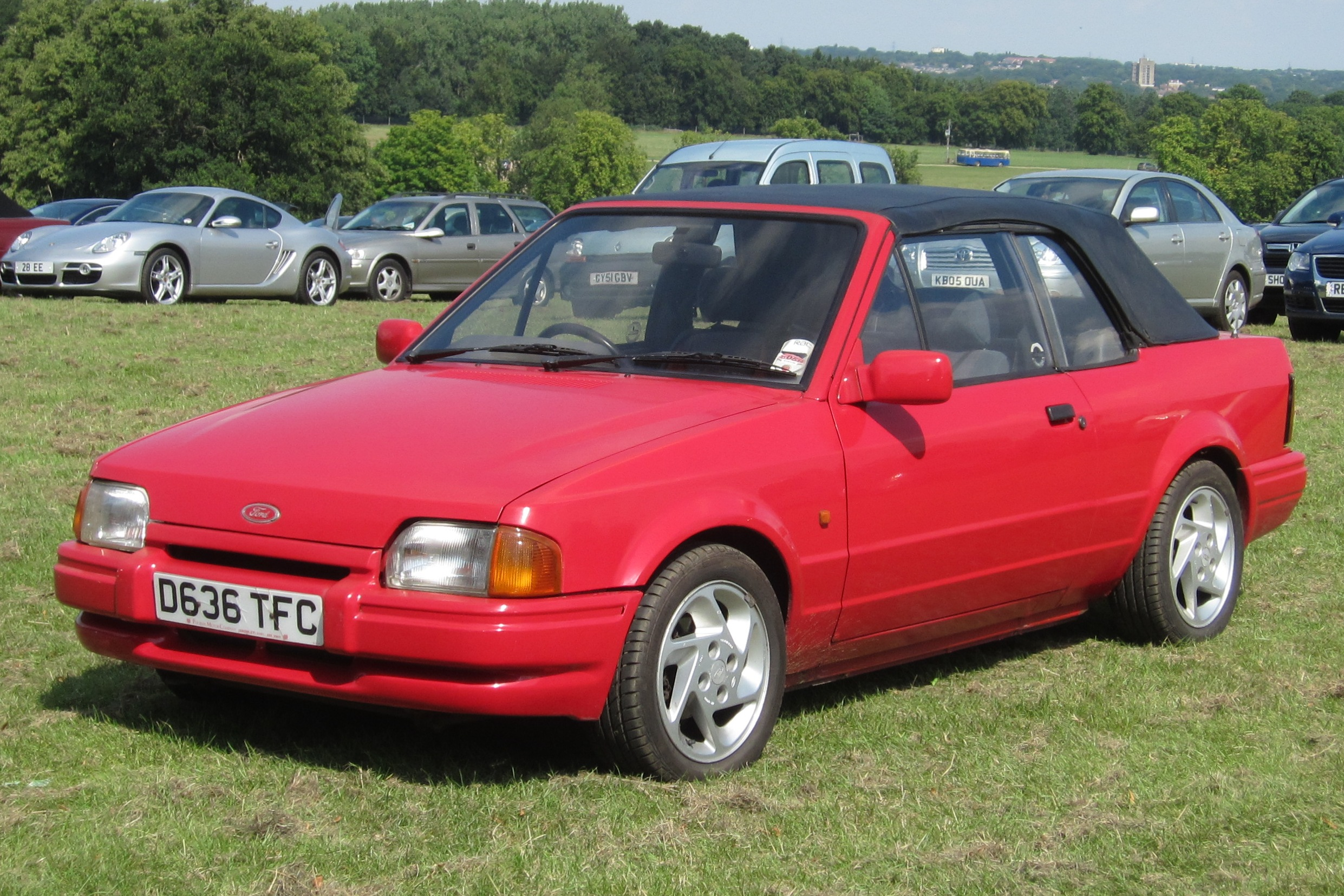 Ford Focus 1.4 1986 photo - 4