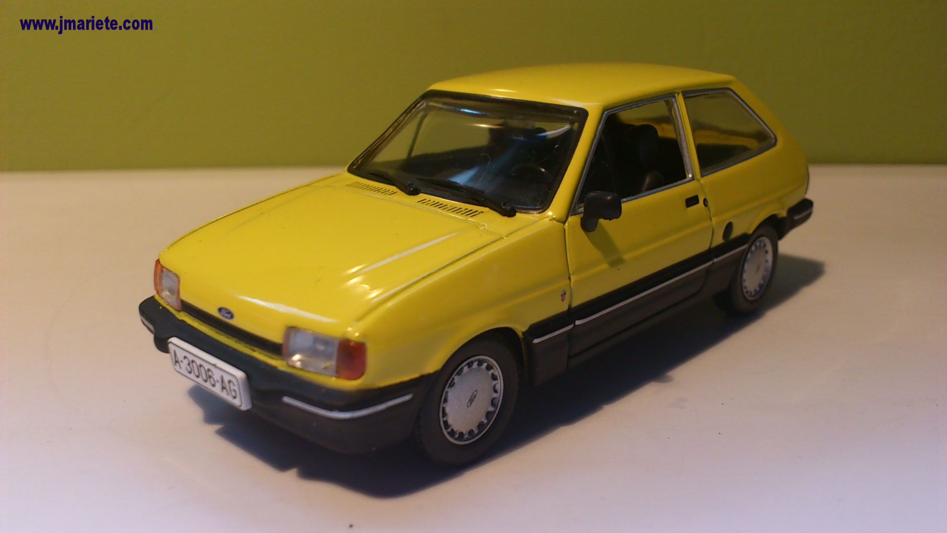 Ford Focus 1.4 1986 photo - 5