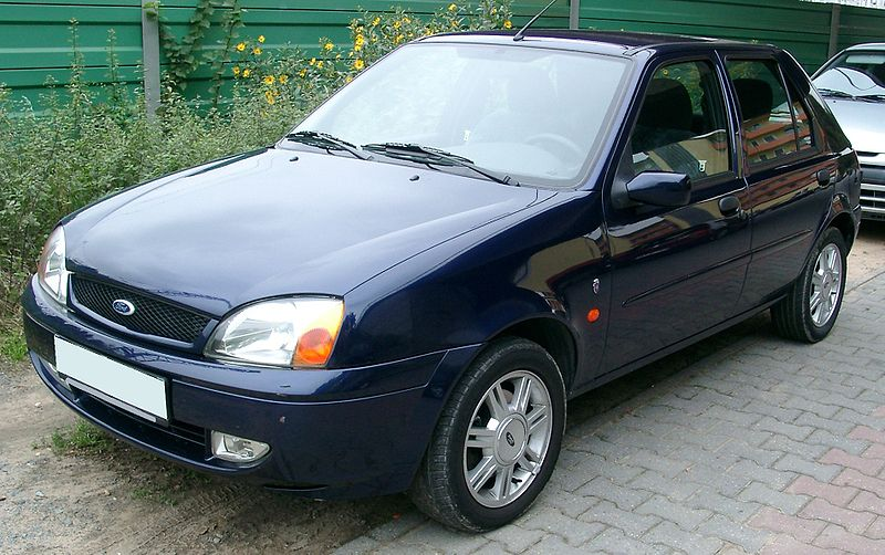 Ford Focus 1.4 1989 photo - 11