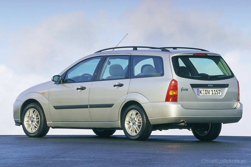 Ford Focus 1.6 1998 photo - 12