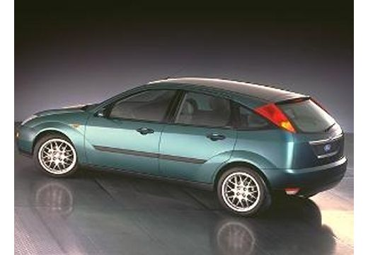 Ford Focus 1.6 1998 photo - 3