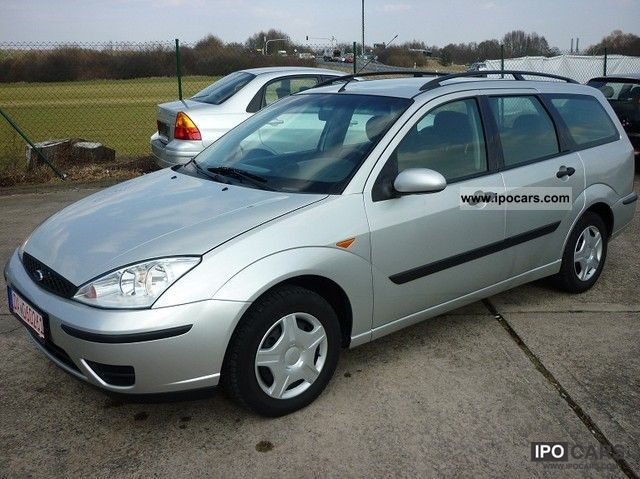 Ford Focus 1.6 2002 photo - 10