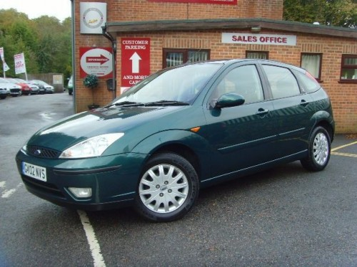 Ford Focus 1.6 2002 photo - 11