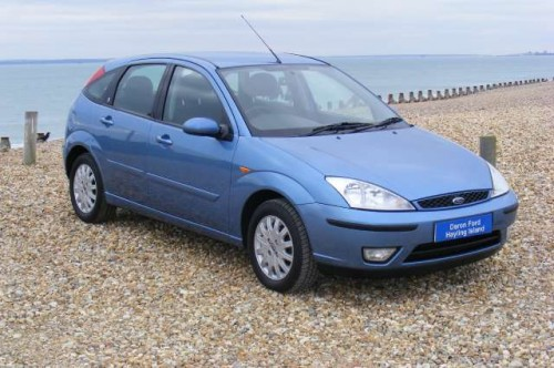 Ford Focus 1.6 2002 photo - 12