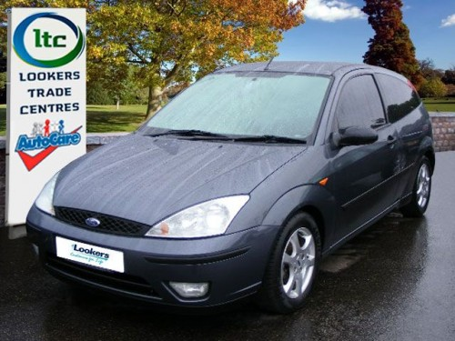 Ford Focus 1.6 2002 photo - 6