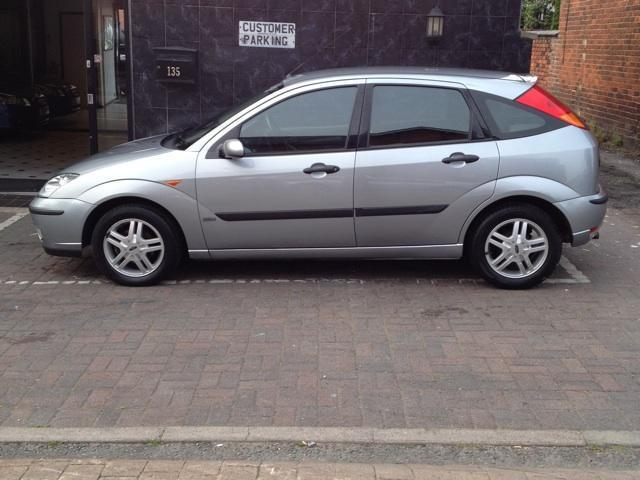 Ford Focus 1.6 2003 photo - 1