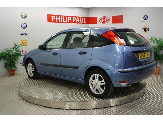 Ford Focus 1.6 2003 photo - 10