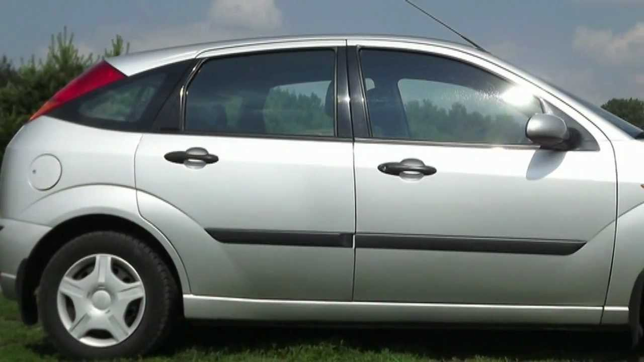 Ford Focus 1.6 2003 photo - 11