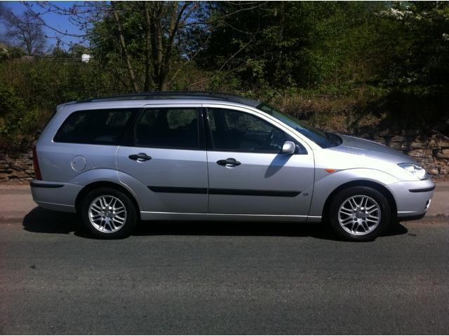 Ford Focus 1.6 2003 photo - 12