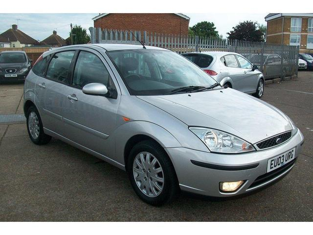 Ford Focus 1.6 2003 photo - 2