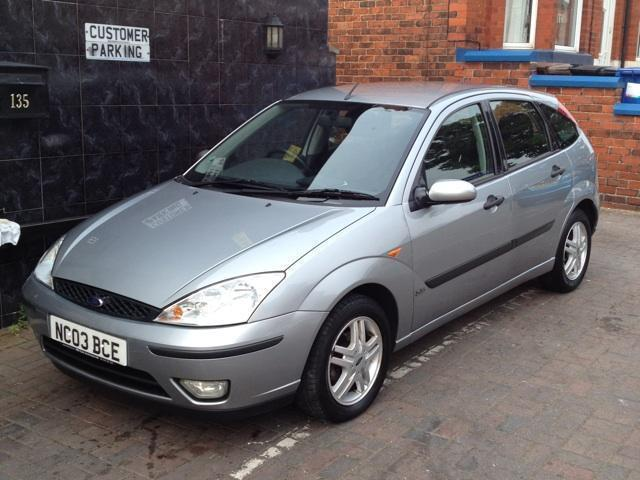 Ford Focus 1.6 2003 photo - 3