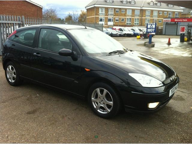Ford Focus 1.6 2003 photo - 4