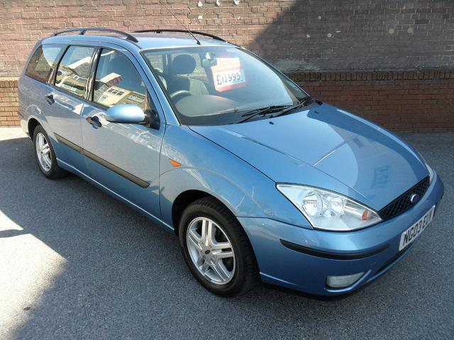 Ford Focus 1.6 2003 photo - 6
