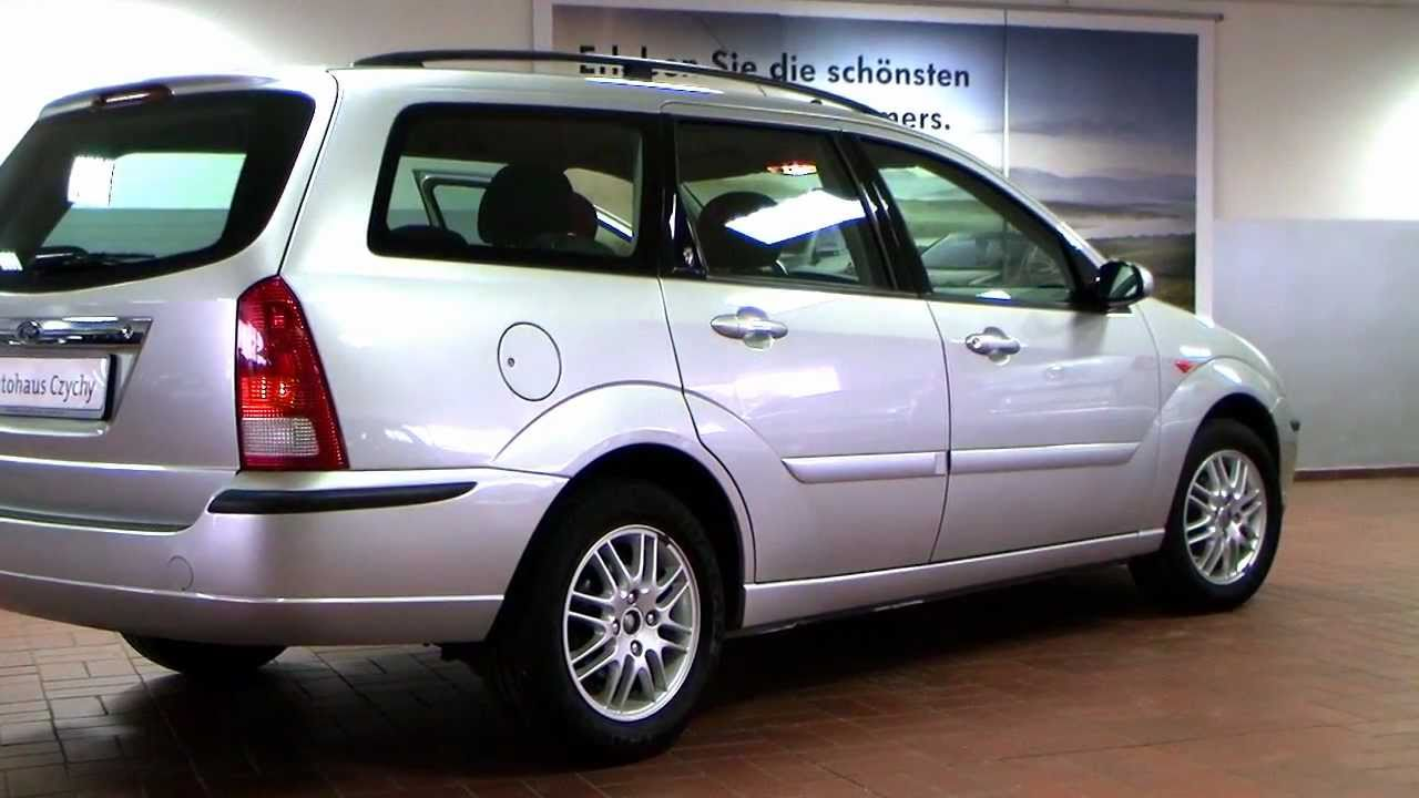 Ford Focus 1.6 2003 photo - 7
