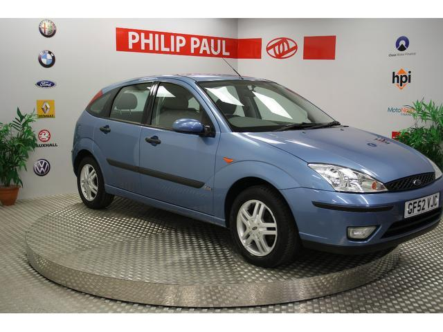 Ford Focus 1.6 2003 photo - 9