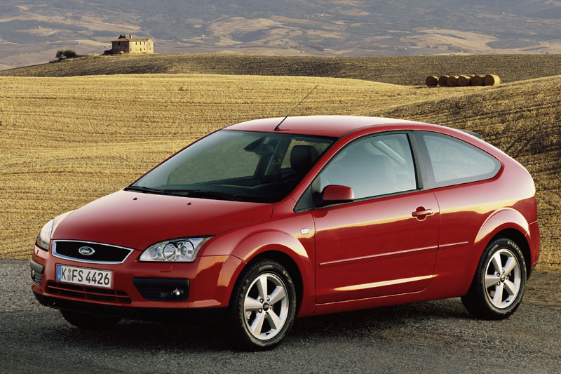 Ford Focus 1.6 2007 photo - 1