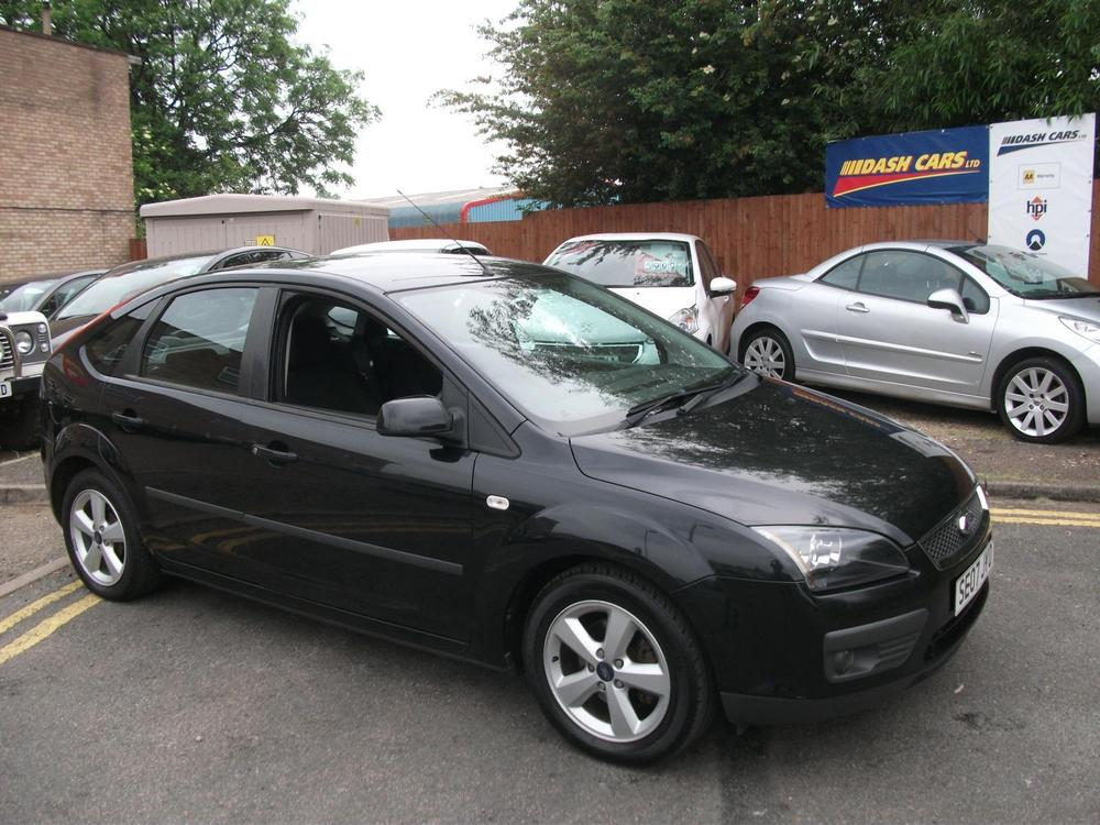 Ford Focus 1.6 2007 photo - 10