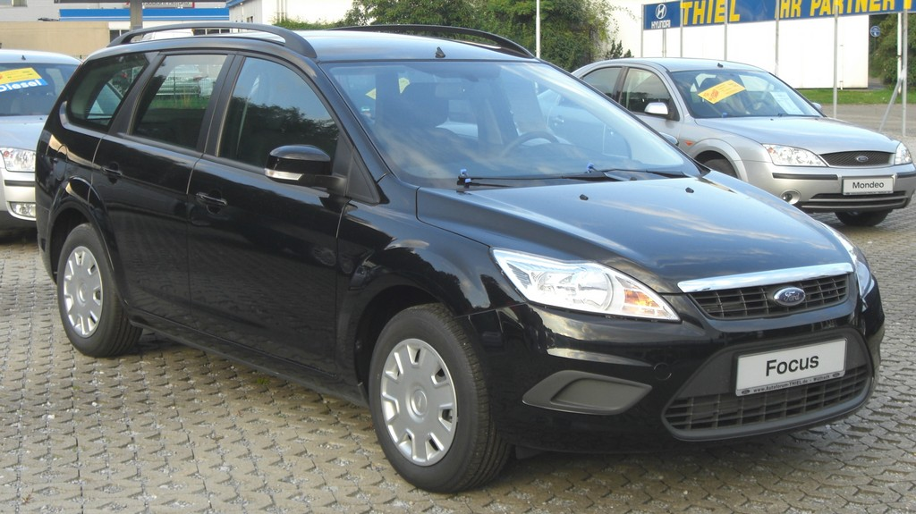Ford Focus 1.6 2007 photo - 11