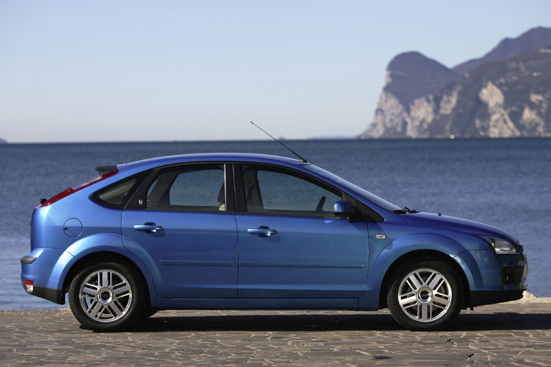 Ford Focus 1.6 2007 photo - 4