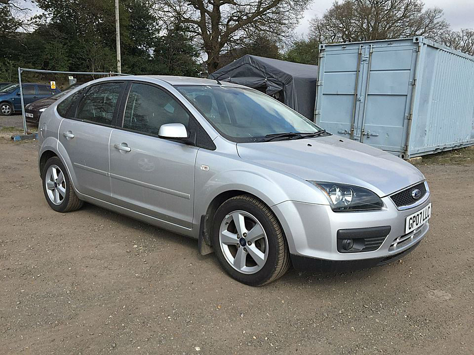 Ford Focus 1.6 2007 photo - 5