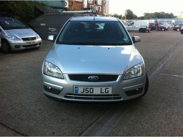 Ford Focus 1.6 2007 photo - 6