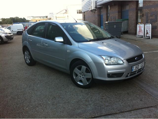 Ford Focus 1.6 2007 photo - 8
