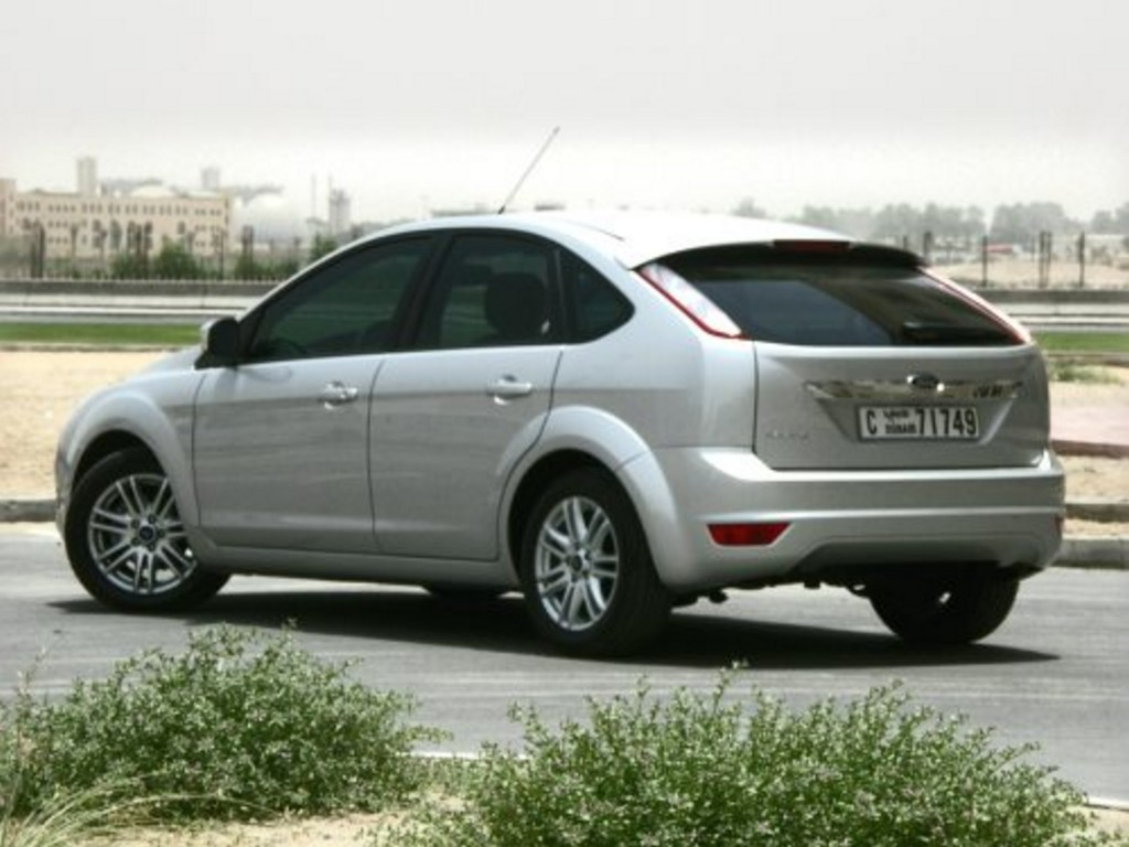 ford focus 1 6 2008 technical specifications interior and exterior photo. Black Bedroom Furniture Sets. Home Design Ideas