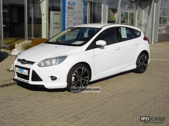 Ford Focus 1.6 2012 photo - 3