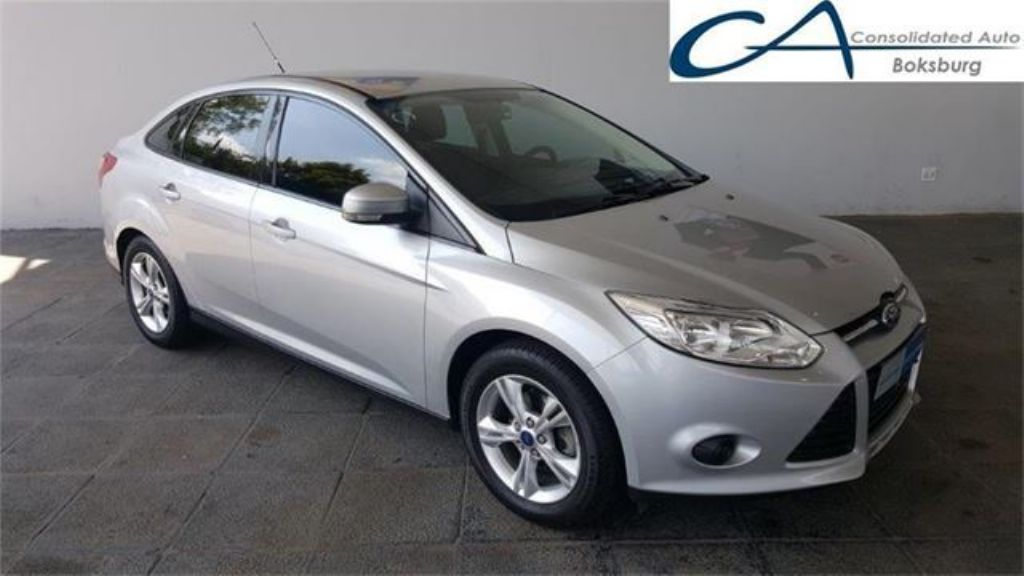 Ford Focus 1.6 2012 photo - 4