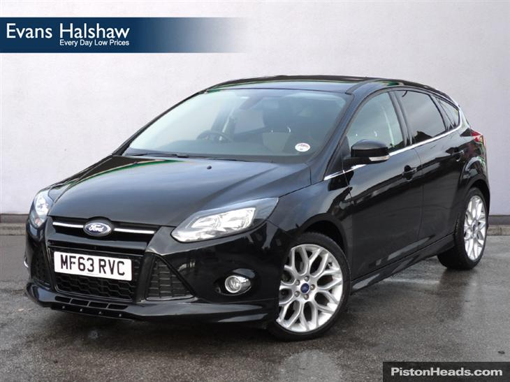 Ford Focus 1.6 2013 photo - 11