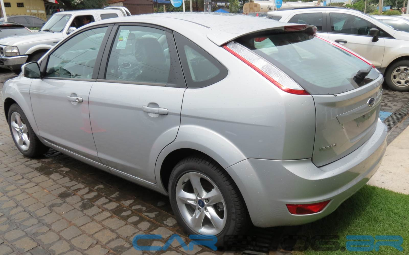 Ford Focus 1.6 2013 photo - 3