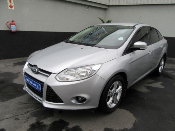 Ford Focus 1.6 2013 photo - 4