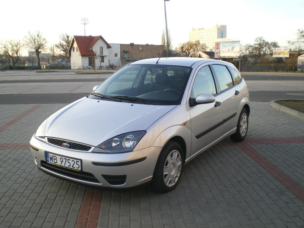Ford Focus 1.8 1998 photo - 1